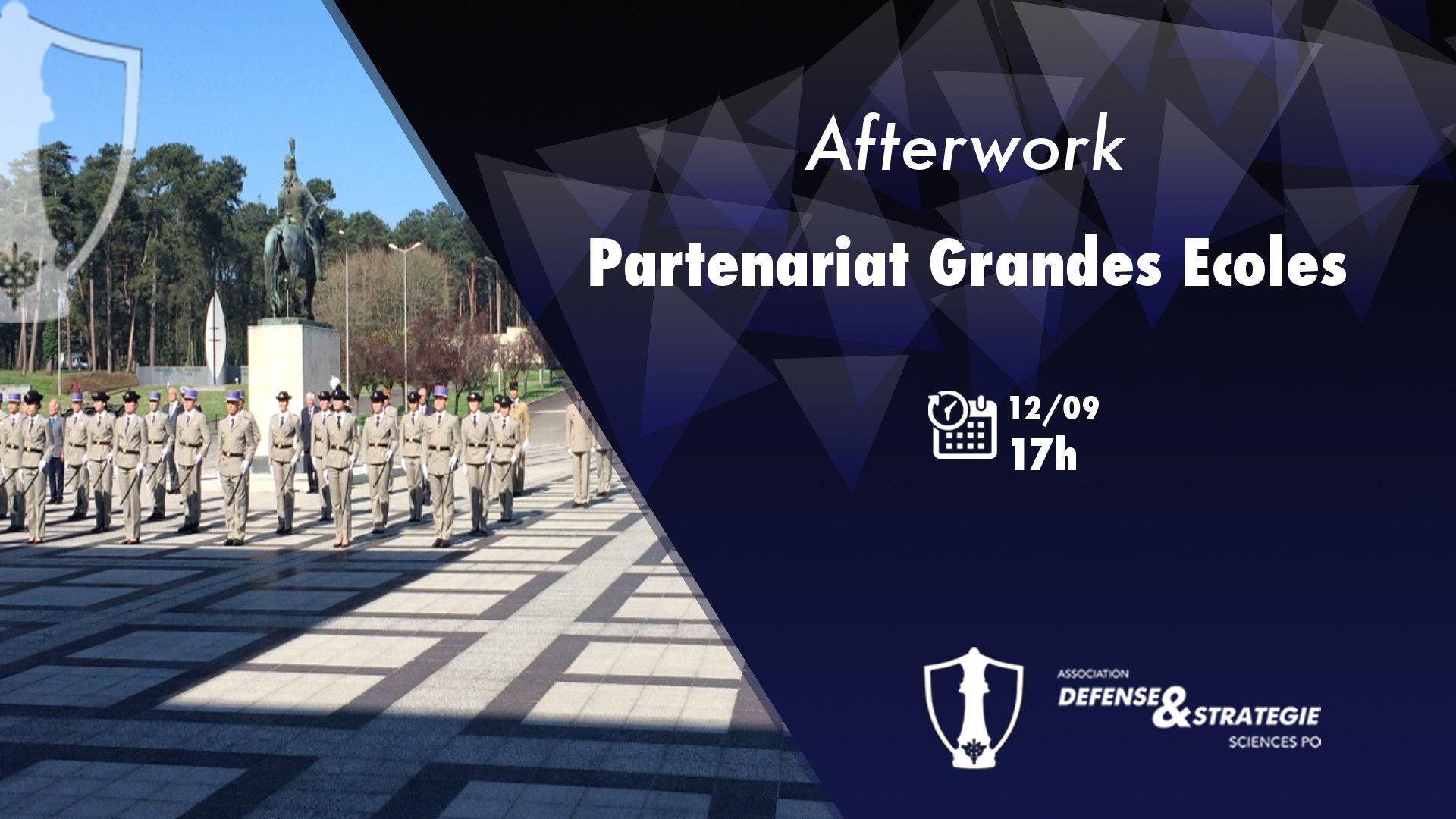12/09/2019 – Afterwork – Partenariat Grandes Ecoles