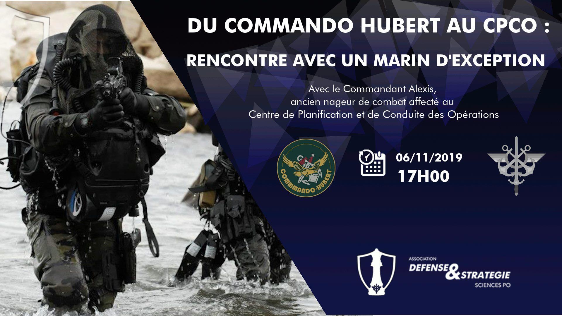 Du commando Hubert au CPCO : rencontre avec un marin d'exception