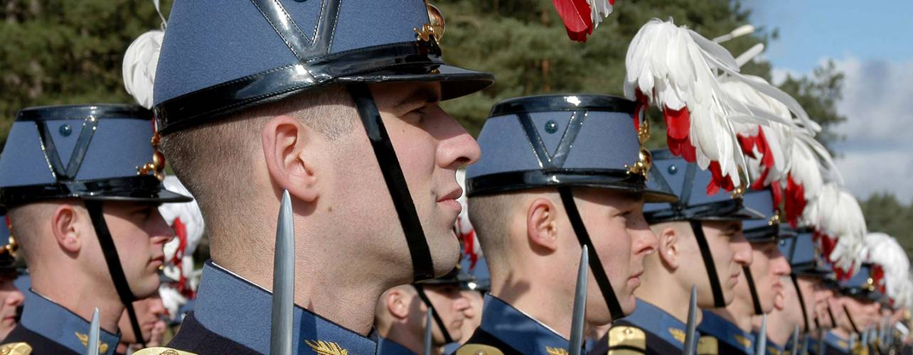 Officier saint-cyrien (2020)