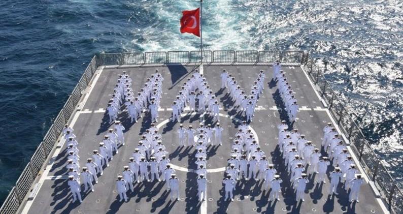 « Mavi Vatan », ou quand la Turquie se tourne vers la Mer, après la longue période où elle regardait vers et au-delà de l'Anatolie sous la direction d'Atatürk